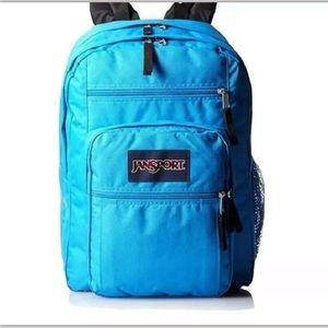 JanSport Big Campus Back Pack Double Opening
